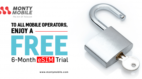 FREE 6-Month eSIM Trial to All Mobile Operators