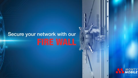 Secure your network with our Firewall!