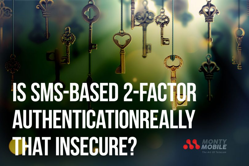 How insecure is actually SMS based 2-factor authentication?